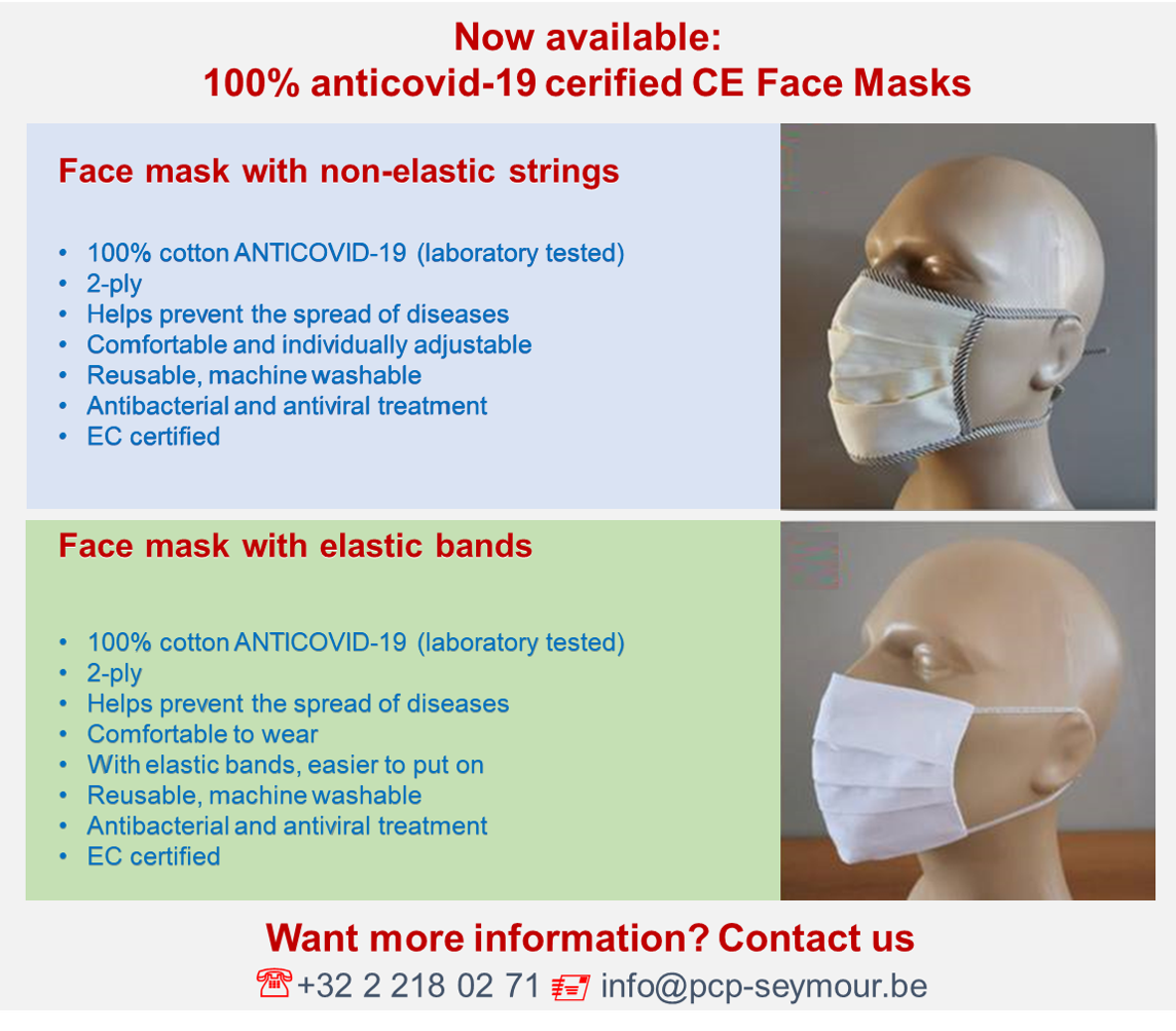 Face Masks Anticovid 19
